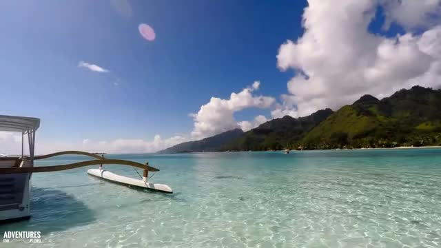 Watch and share 2 Weeks In Paradise: Tahiti, Bora Bora And Moorea In 4K GIFs on Gfycat