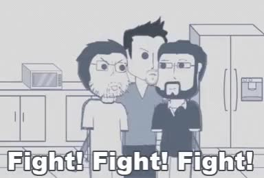 Watch and share Fight GIFs on Gfycat
