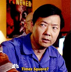 Watch and share New York City GIFs and Ken Jeong GIFs on Gfycat