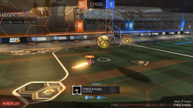 Watch and share Rocket League 2019.02.20 - 17.54.25.04 GIFs by kmobs on Gfycat