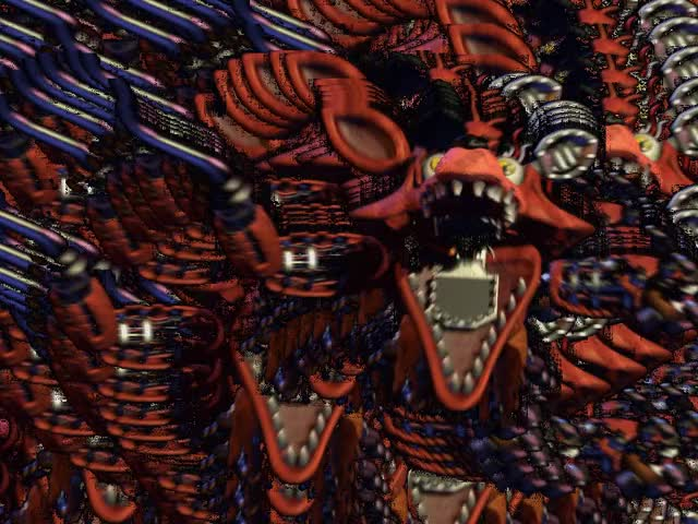 Watch FNAF Foxy Loop Gif by CocoNutt96 GIF on Gfycat. Discover more related GIFs on Gfycat