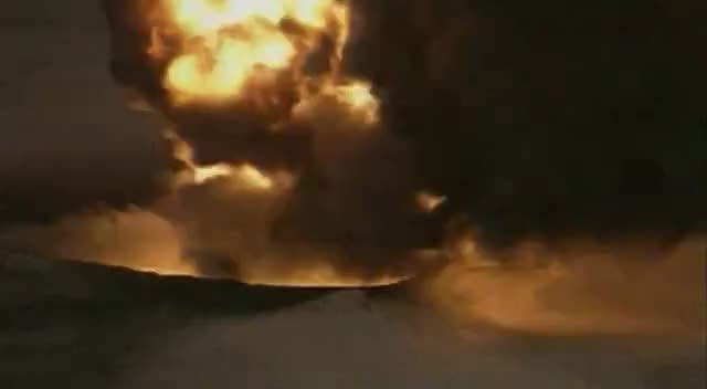 Watch and share Kuwait Oil Fields Burning Gulf War 1991 GIFs on Gfycat