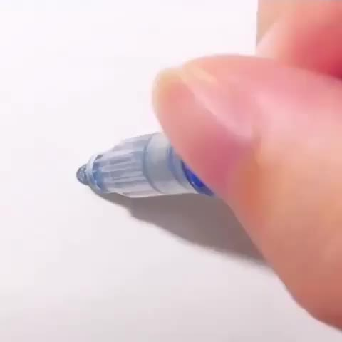 Watch and share Two Toned Snowflake Drawing GIFs by vani  on Gfycat