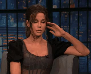 Watch and share Kate Beckinsale (x-post /r/katebeckinsale/) • R/Celebs GIFs on Gfycat