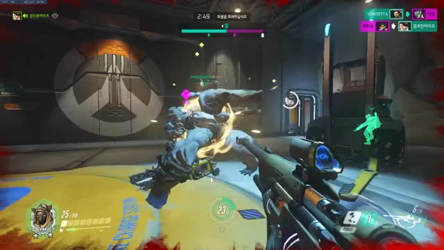 Watch Overwatch GIF by 아나즐겜유저 (@kkkji1215) on Gfycat. Discover more overwatch GIFs on Gfycat