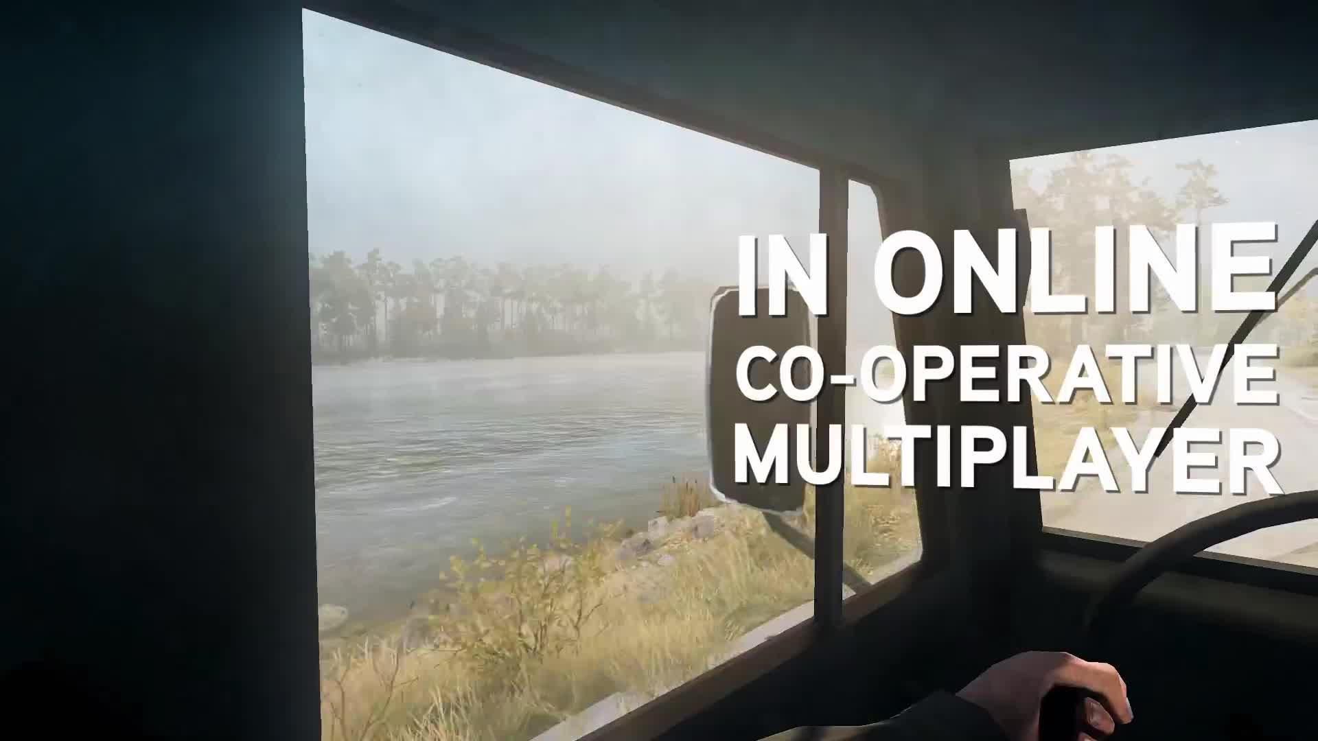 focus, focus home interactive, mudrunner, Spintires: MudRunner - Gameplay Trailer GIFs