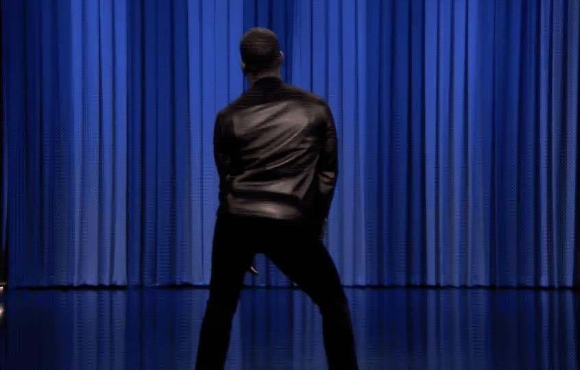 brown, competition, dance, dancing, fallon, jimmy, k, sexy, show, sterling, tonight, twerk, twerking, Sterling K Brown knows how to twerk GIFs