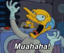 evil, evil laugh, laugh, laughing, lol, muahaha, muahahaha, Muahaha GIFs