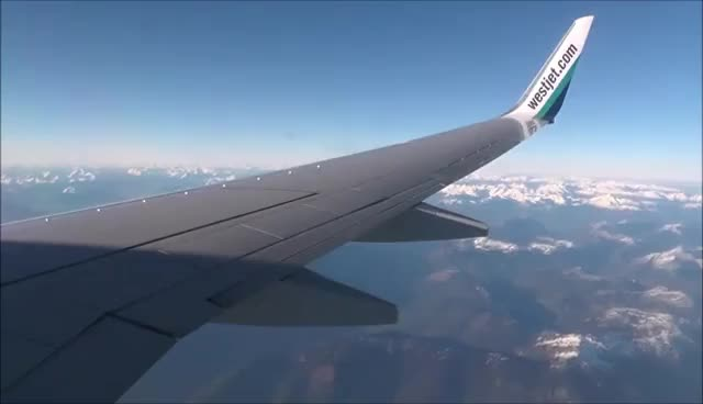 Watch and share Canada From Above ✈ Beautiful British Columbia ✈ In Flight Views GIFs on Gfycat