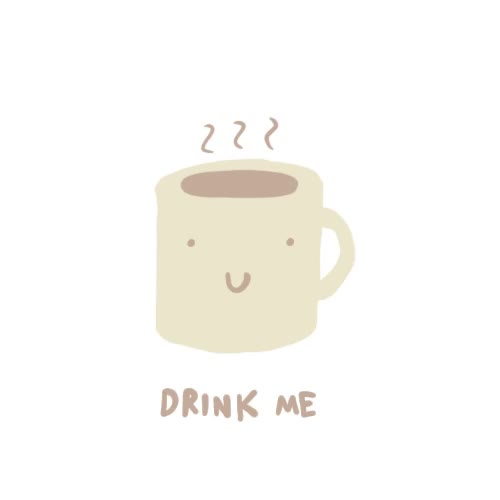 Watch this trending GIF by The GIF Smith (@sannahparker) on Gfycat. Discover more animation, caffeine, coffee, cup of joe, drink me, hoppip, tea, wake up GIFs on Gfycat