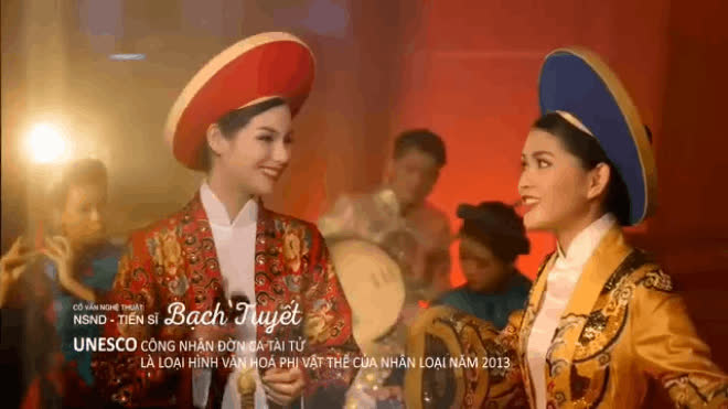 Mỹ nhân The Face Thái diện áo dài, đẹp rụng rời trong TVC quảng cáo thương hiệu Việt