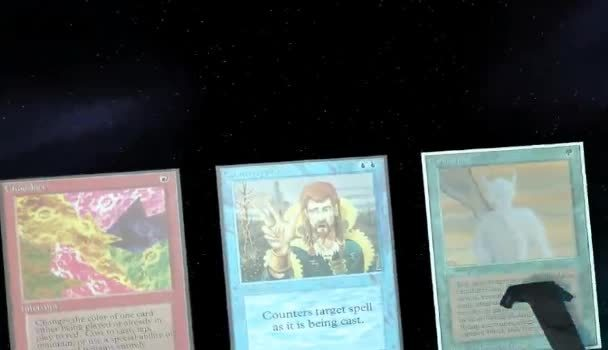 magicTCG, magictcg, Introducing ManaStack VR - Deck Building in Virtual Reality (reddit) GIFs