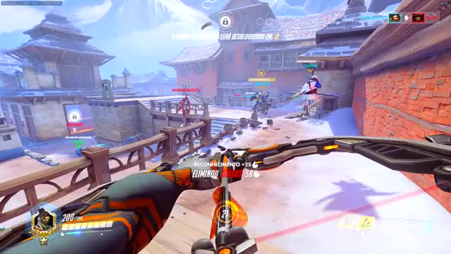 Watch and share Overwatch GIFs and Scatter GIFs by GoldenEye89 on Gfycat