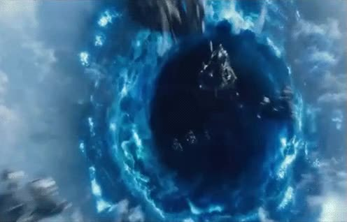 Watch and share Portal To Another Dimension GIFs on Gfycat