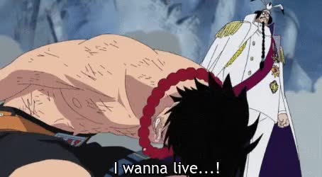 Watch and share Portgas D Ace GIFs and Nico Robin GIFs on Gfycat