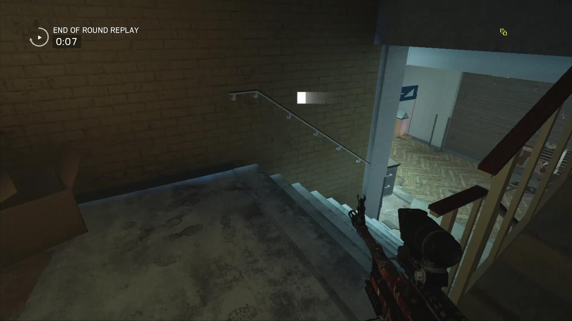 Rainbow Six Siege, Siege hostage bait GIFs