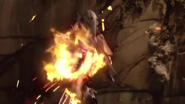 Watch this revenge of the sith GIF on Gfycat. Discover more boga, commander cody, general grievous, kenobi, kenobi vs grievous, revenge of the sith, star wars, star wars episode 3, star wars movie clips HD 1080p, star wars movie clips hd 1080p, star wars revenge of the sith, utapau GIFs on Gfycat