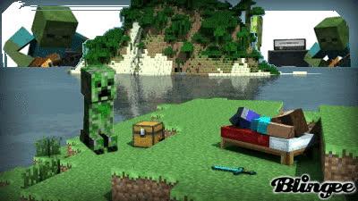 Minecraft GIFs