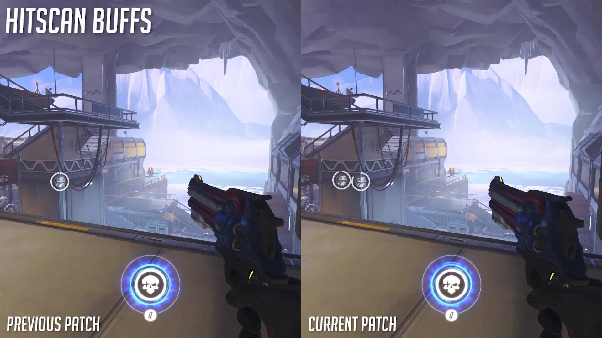 Bastion, Hitscan, McCree, Overwatch, Soldier 76, Overwatch Patch 24th July - Hitscan Buffs GIFs