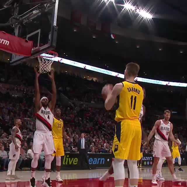 Moe Harkless Foot Block (1) GIFs