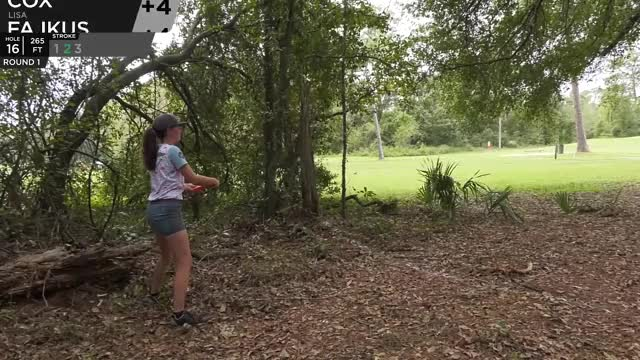 Watch Quarterfinals 2018 DGPT Championship - Madison Walker hole 16 putt GIF by Benn Wineka UWDG (@bennwineka) on Gfycat. Discover more Sports, dgpt, disc golf, disc golf pro tour GIFs on Gfycat