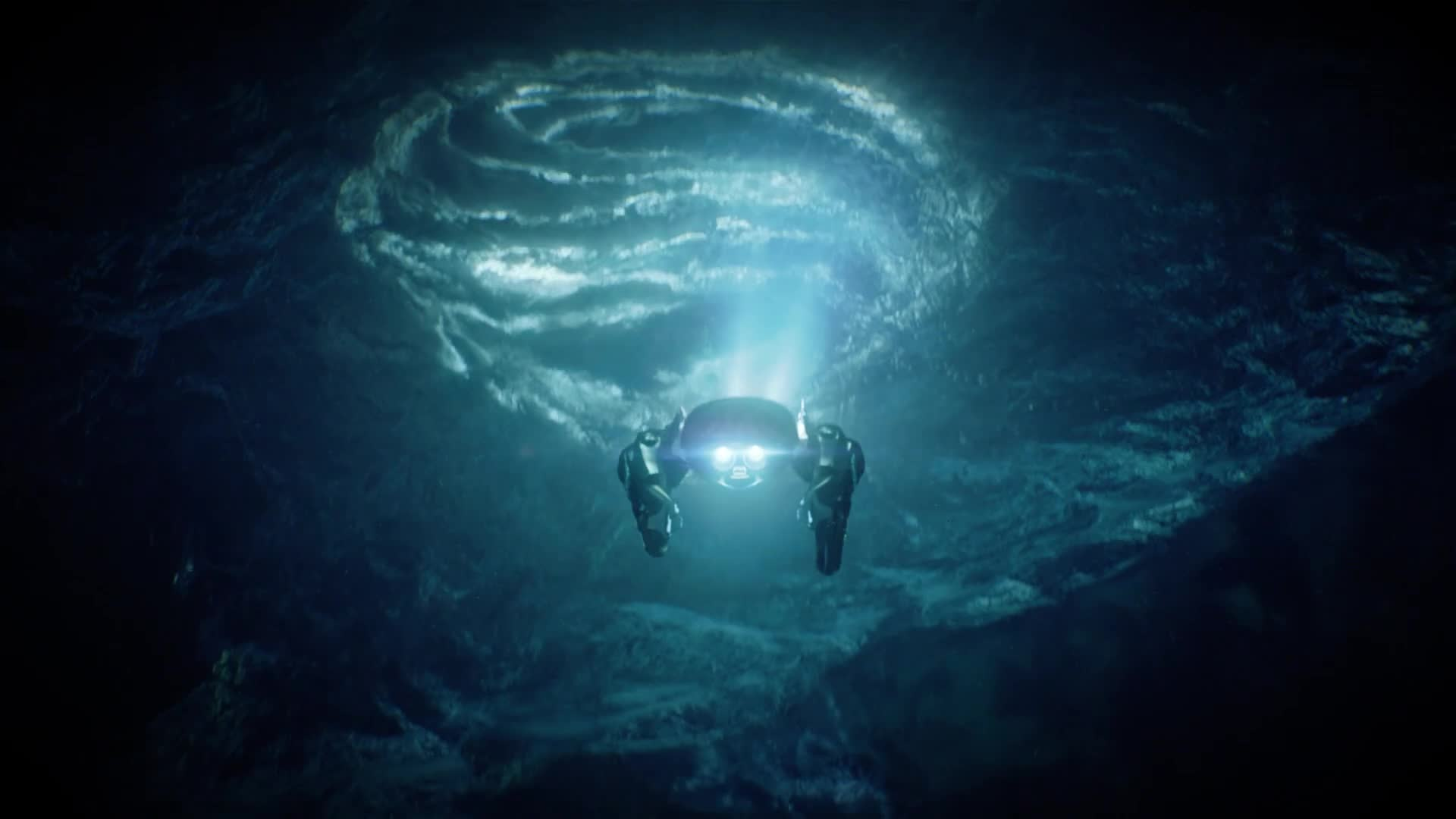 Krypton - Environment VFX GIFs