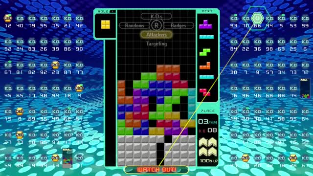 Watch Tetris 99 - My Fourth Victory GIF by Dakota Hills (@darkhorse) on Gfycat. Discover more MagicScrumpy, Project M, Project M Mods, Project M TAS, SSBB, SSBB Mods, Super Smash Bros, TAS, Tool Assisted Speedrun, Tool Assisted Superplay GIFs on Gfycat