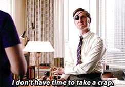 Watch and share Mad Men GIFs and Busy GIFs by Reactions on Gfycat