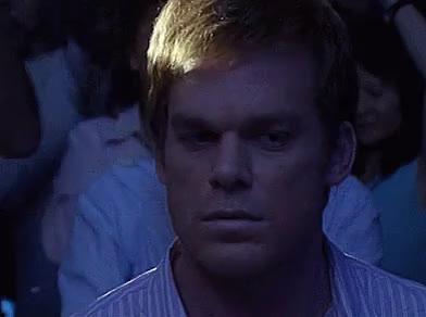 Watch Impressive! GIF on Gfycat. Discover more dexter, face, gif, impressed, michael c. hall, reaction, season 5, take it GIFs on Gfycat