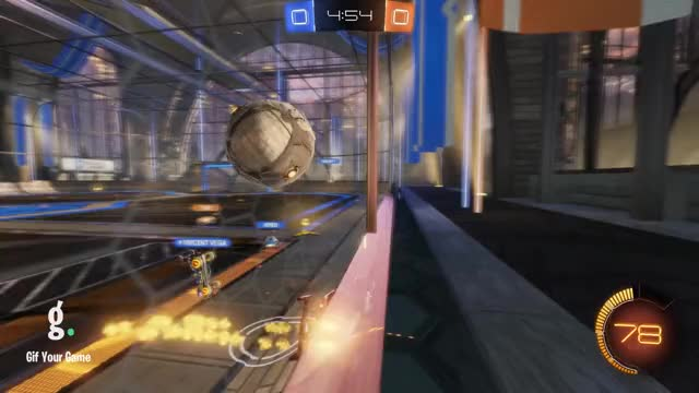 Watch Goal 1: BeK GIF by Gif Your Game (@gifyourgame) on Gfycat. Discover more BeK, Gif Your Game, GifYourGame, Goal, Rocket League, RocketLeague GIFs on Gfycat