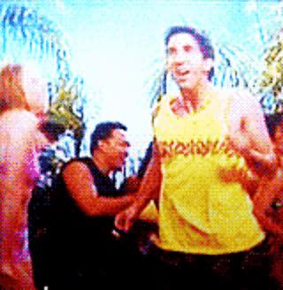 Dancin' for the MTV cameras like... GIFs