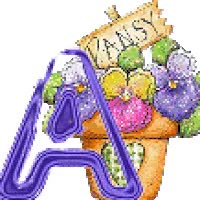 Watch Pansy Boquet Pansies flower alphabet Blume Flor Flores flowers Fleurs GIF on Gfycat. Discover more related GIFs on Gfycat