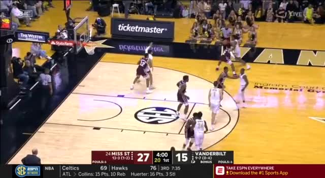 Watch MSU Vandy full game GIF by @gyrateplus on Gfycat. Discover more Atlanta Hawks, Boston Celtics, People & Blogs, W, basketball GIFs on Gfycat