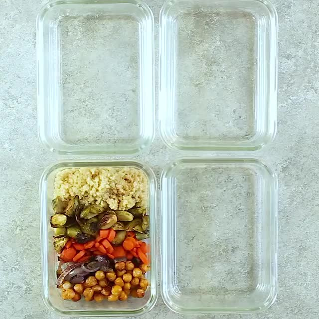 Watch and share Meal Prep Recipes GIFs and Garbanzo Beans GIFs by lnfinity on Gfycat