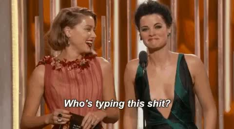 Watch this trending GIF on Gfycat. Discover more amberheard, goldenglobes, jaimiealexander GIFs on Gfycat