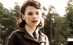 *, Hayley Atwell, age of ultron, capedit, captain america, captain america 2, marvel, marveledit, marvelmeme, peggy carter, steggy, steve and peggy, steve rogers, this looks like it has about 10 different colorings, science biatch GIFs