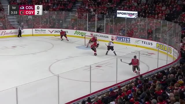 Watch and share Colorado Avalanche GIFs and Calgary Flames GIFs on Gfycat