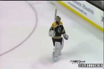 The key to winning a faceoff in the NHL GIFs