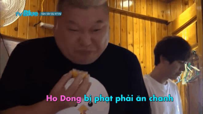 Hình phạt kinh dị khiến bất kì sao Hàn nào khi tham gia gameshow cũng đều méo mặt, nhăn nhó