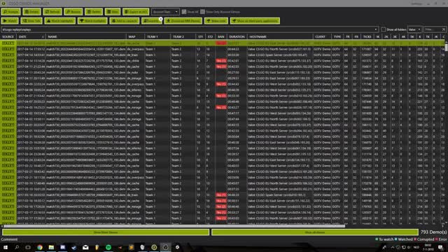 Watch and share Csgo Demos Manager GIFs and Cheaters GIFs by pandango on Gfycat