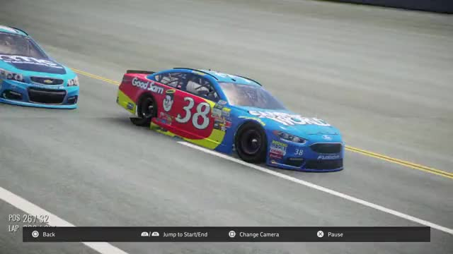 Watch and share Nascar Heat 2 GIFs and Playstation 4 GIFs by caseymac121 on Gfycat
