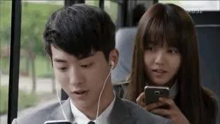 Watch and share Nam Joo Hyuk GIFs and Korean Drama GIFs on Gfycat