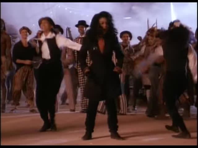 a&m, jackson, janet, Janet Jackson - Escapade GIFs