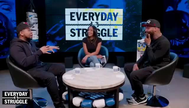 Watch and share Everyday Struggle EP 126 | Joe Budden & DJ Akademiks | Best Rap Movies + Uzi's Outfits GIFs on Gfycat