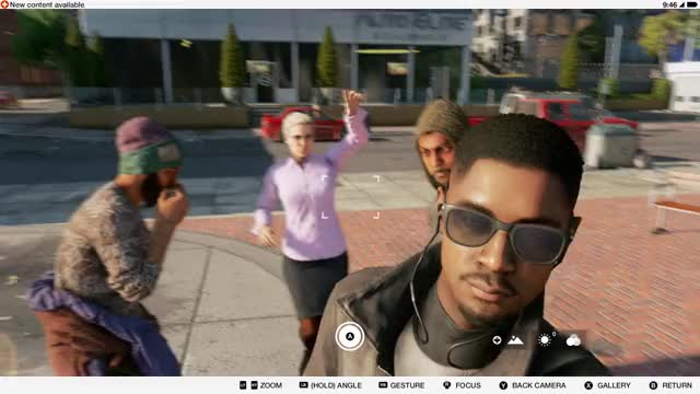 Watch Watch_Dogs 2 NPC's GIF by Lex (@lexcybermac) on Gfycat. Discover more watch_dogs, watch_dogs 2, watchdogs 2 GIFs on Gfycat