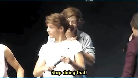 Watch this GIF on Gfycat. Discover more 2012, 29 June 2012, :), Harry, June 2012, Louis, OT5, Tampa, UAN tour, agreed, it doesn't look like 'you were mine' to me, lol, remain valid, though all my other innuendo posts re riding, with the reblogger's tags, witheringspite, your tags GIFs on Gfycat