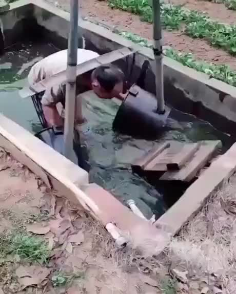 Watch and share Well Thought Out Method Of Irrigation. GIFs by esberat on Gfycat