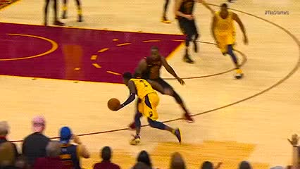 Watch and share Tristan Thompson — Cleveland Cavaliers GIFs by Off-Hand on Gfycat