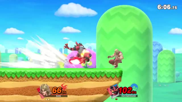 Watch and share Ken Highlight: Cool Parry GIFs by Black Pup on Gfycat