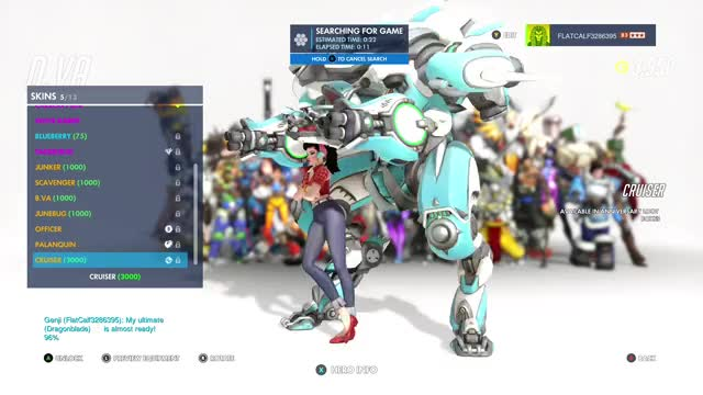 Watch D.Va GIF on Gfycat. Discover more gaming_gifs, overwatch GIFs on Gfycat